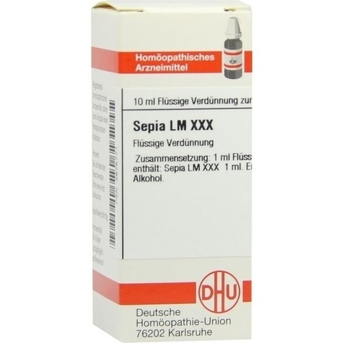 LM SEPIA XXX, 10 ML, Dhu-Arzneimittel GmbH & Co. KG