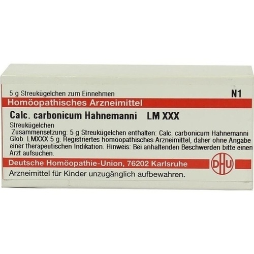 LM CALC CARB HA XXX, 5 G, Dhu-Arzneimittel GmbH & Co. KG