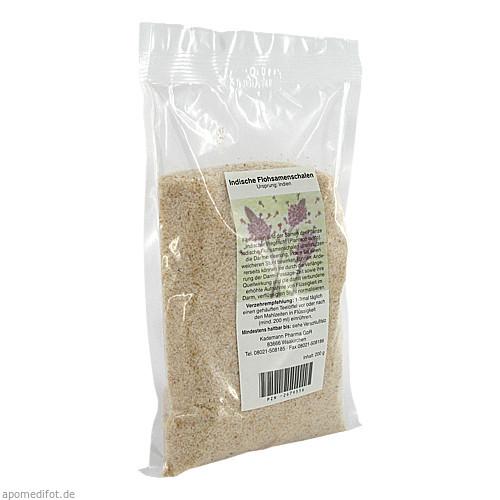 Indische Flohsamenschalen lose, 200 G, Kademann Pharma GmbH