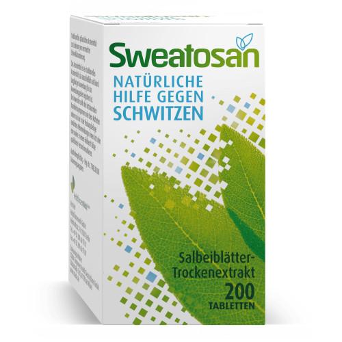 Sweatosan, 200 ST, Heilpflanzenwohl GmbH