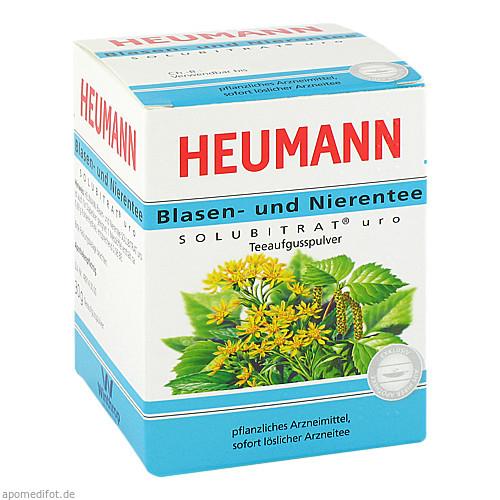 HEUMANN Blasen-und Nierentee SOLUBITRAT uro, 30 G, Sanofi-Aventis Deutschland GmbH GB Selbstmedikation /Consumer-Care