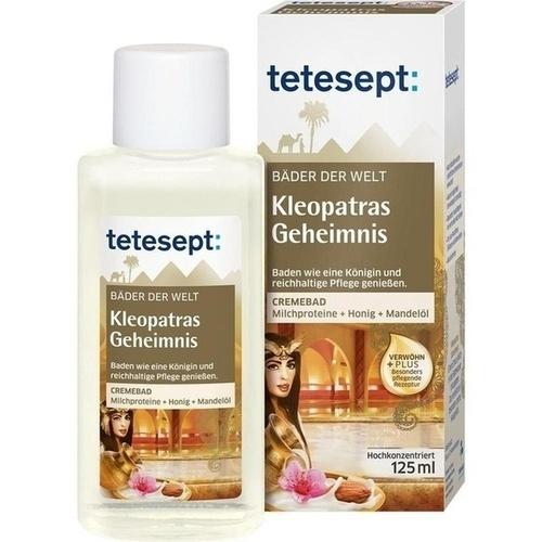 tetesept Kleopatras Geheimnis, 125 ML, Merz Consumer Care GmbH