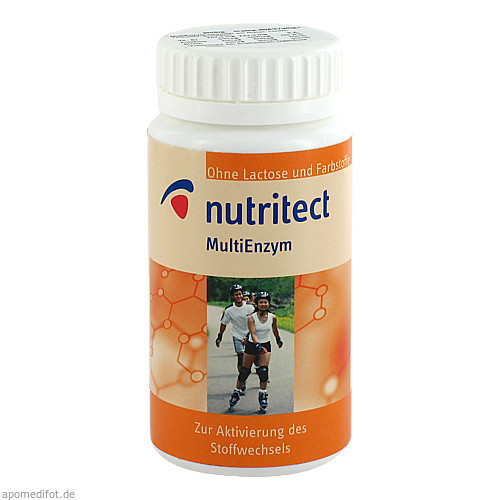 nutritect MultiEnzym, 320 ST, Nutritect GmbH