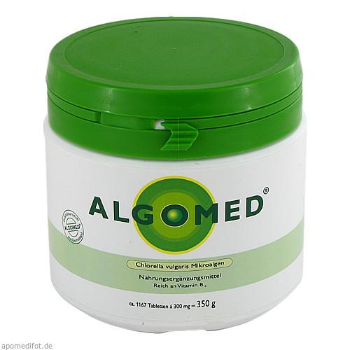 Algomed Chlorella vulgaris Mikroalgen 300mg, 350 G, Roquette Klötze GmbH & Co. KG