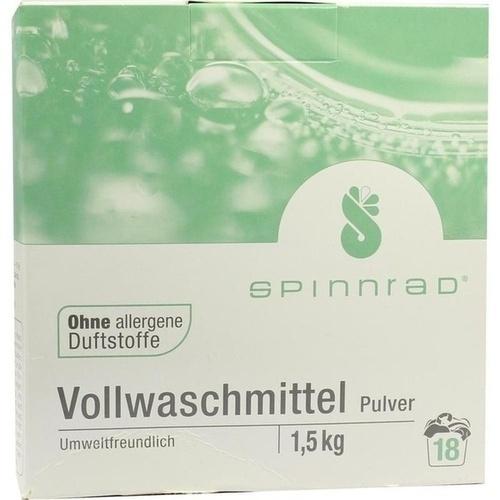 Vollwaschmittel, 1.5 KG, Spinnrad GmbH