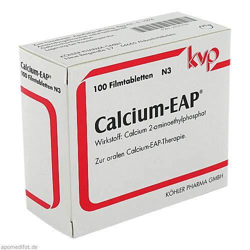 CALCIUM EAP, 100 ST, Köhler Pharma GmbH