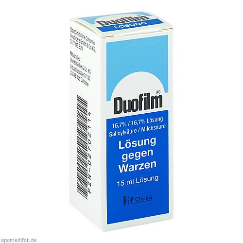 DUOFILM, 15 ML, GlaxoSmithKline Consumer Healthcare