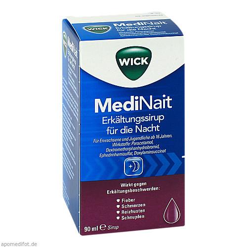WICK MEDINAIT 146900, 90 ML, Wick Pharma / Procter & Gamble GmbH
