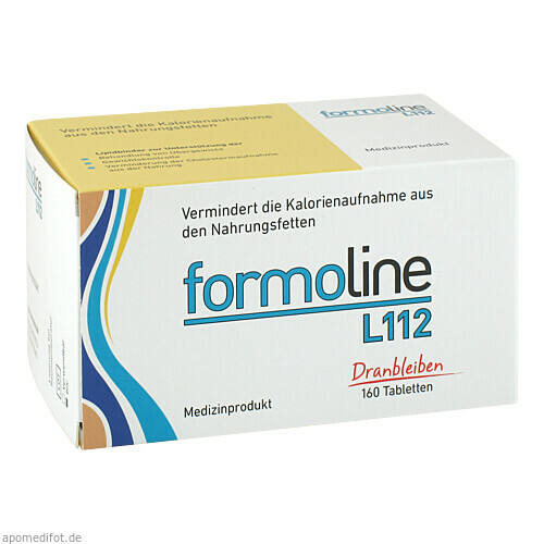 formoline L112 dranbleiben, 160 ST, Certmedica International GmbH
