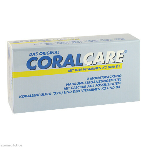 CORALCARE 2-Monatspackung, 60X1.5 G, P.M.C. Care GmbH