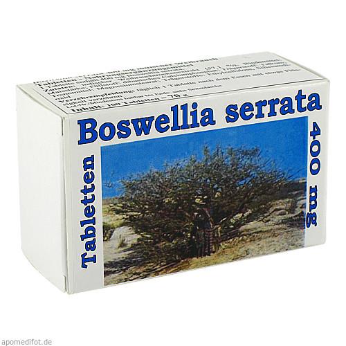 Boswellia serrata 400mg Indischer Weihrauch, 100 ST, Bios Medical Services