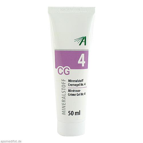 MINERALSTOFF Cremegel Nr.4, 50 ML, Adler Pharma Produktion und Vertrieb Gmb