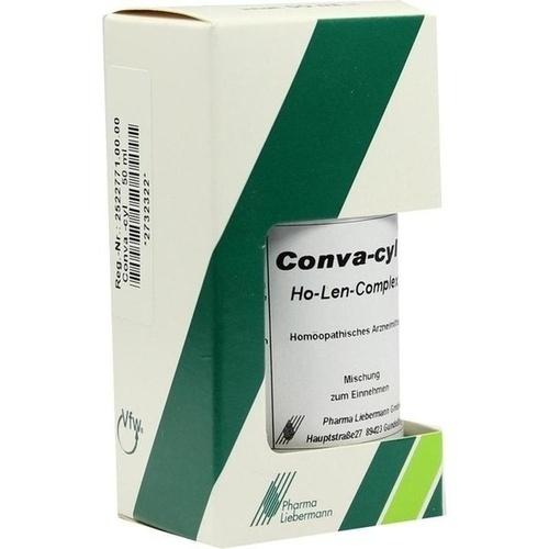 CONVA CYL Ho-Len-Complex Tropfen, 50 ML, Pharma Liebermann GmbH