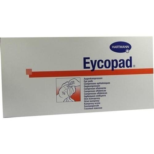 EYCOPAD AUGEN 56X70 UNSTER, 50 ST, Paul Hartmann AG