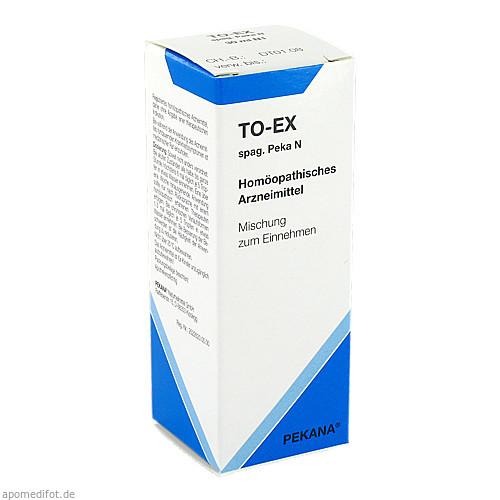TO-EX spag. Peka N, 30 ML, Pekana Naturheilmittel GmbH
