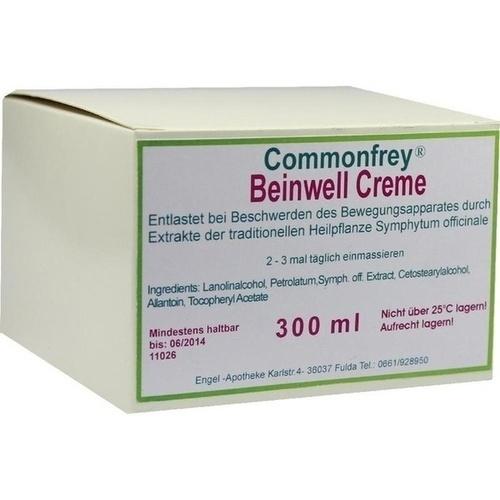 Commonfrey Beinwell Creme, 300 ML, Engel Apotheke