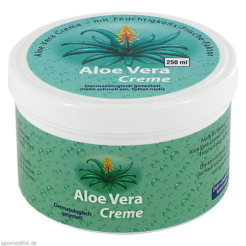 Aloe Vera Hautcreme, 250 ML, Avitale GmbH