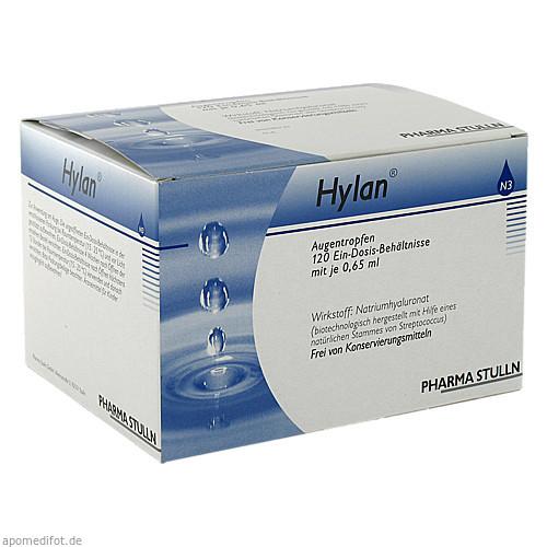Hylan 0.65ml, 120 ST, Pharma Stulln GmbH
