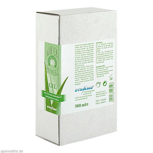 ALOE VERA 98% BIO KANAREN, 500 ML, Dynamis Gesundheitsprod.Vertr. GmbH