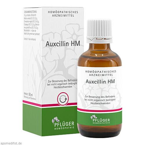 Auxcillin HM, 50 ML, Homöopathisches Laboratorium Alexander Pflüger GmbH & Co. KG