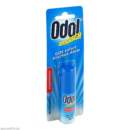 ODOL MUNDSPRAY M BLISTER, 15 ML, GlaxoSmithKline Consumer Healthcare GmbH & Co. KG