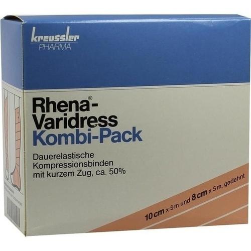 RHENA VARIDRESS 8+10cm, 1 ST, Chem. Fabrik Kreussler & Co. GmbH