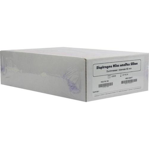 Diaphragma 80mm Silikon, 1 ST, Medesign I. C. GmbH