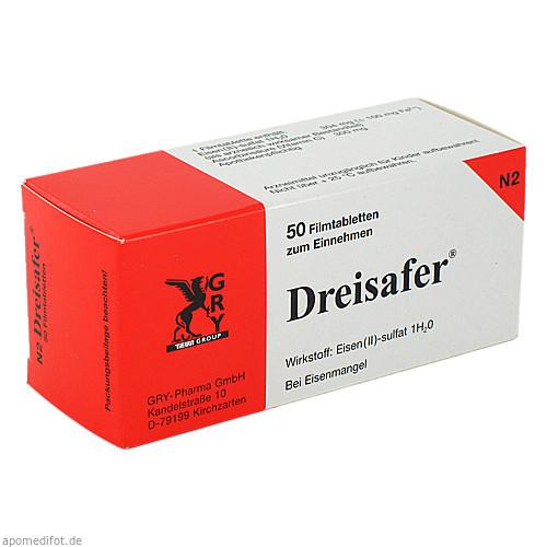 DREISAFER, 50 ST, TEVA GmbH
