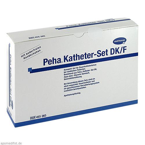 PEHA KATHETER SET DK/F, 1 ST, Paul Hartmann AG
