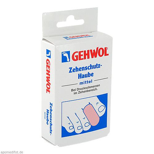 GEHWOL Zehenschutzhaube Gr.2, 2 ST, Eduard Gerlach GmbH