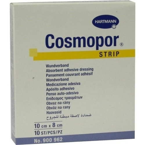 COSMOPOR Strips 8 cmx1 m, 1 ST, PAUL HARTMANN AG