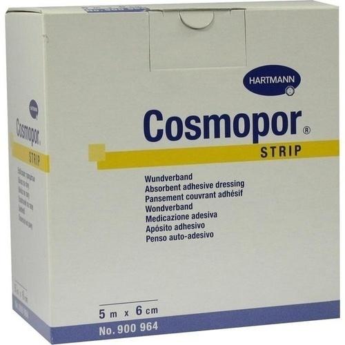 Cosmopor Strip 6cmx5m, 1 ST, Paul Hartmann AG