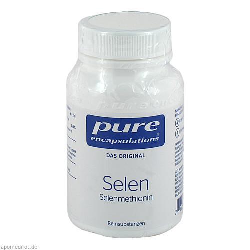 PURE ENCAPSULATIONS SELEN (SELENMETHIONIN), 180 ST, Pro Medico GmbH