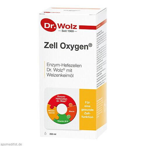 ZELL OXYGEN, 250 ML, Dr. Wolz Zell GmbH