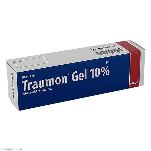 Traumon Gel 10%, 100 G, MEDA Pharma GmbH & Co.KG