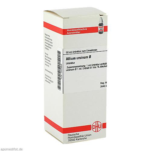 ALLIUM URSINUM URT, 50 ML, Dhu-Arzneimittel GmbH & Co. KG