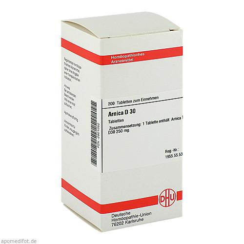 ARNICA D30, 200 ST, Dhu-Arzneimittel GmbH & Co. KG