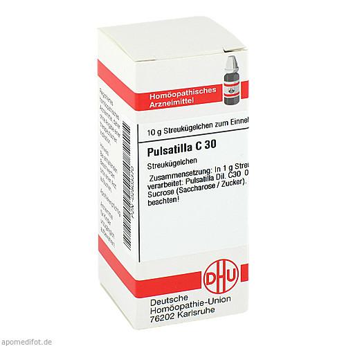 PULSATILLA C30, 10 G, Dhu-Arzneimittel GmbH & Co. KG