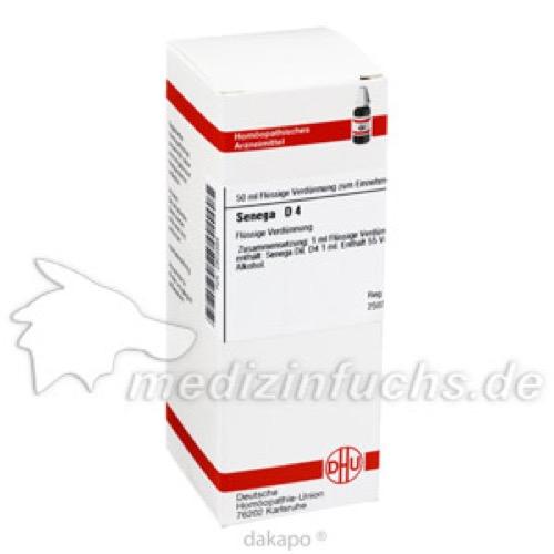 SENEGA D 4, 50 ML, Dhu-Arzneimittel GmbH & Co. KG