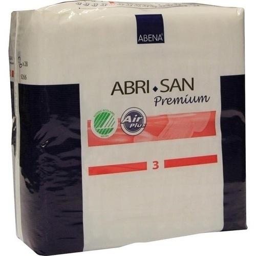 ABRI-SAN Mini Air Plus Nr.3, 28 ST, Abena GmbH