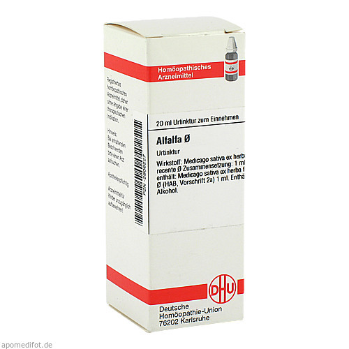 ALFALFA URT, 20 ML, Dhu-Arzneimittel GmbH & Co. KG