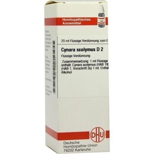 CYNARA SCOL D 2, 20 ML, Dhu-Arzneimittel GmbH & Co. KG