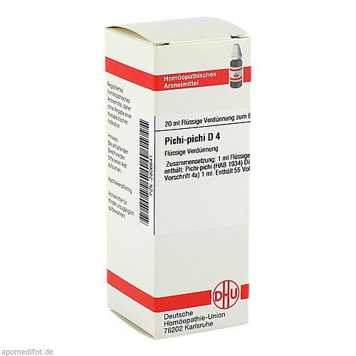 PICHI PICHI D 4, 20 ML, Dhu-Arzneimittel GmbH & Co. KG