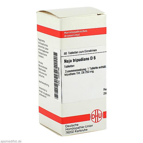 NAJA TRIPUD D 6, 80 ST, Dhu-Arzneimittel GmbH & Co. KG