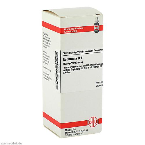 EUPHRASIA D 4, 50 ML, Dhu-Arzneimittel GmbH & Co. KG