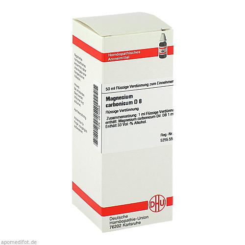 MAGNESIUM CARB D 8, 50 ML, Dhu-Arzneimittel GmbH & Co. KG