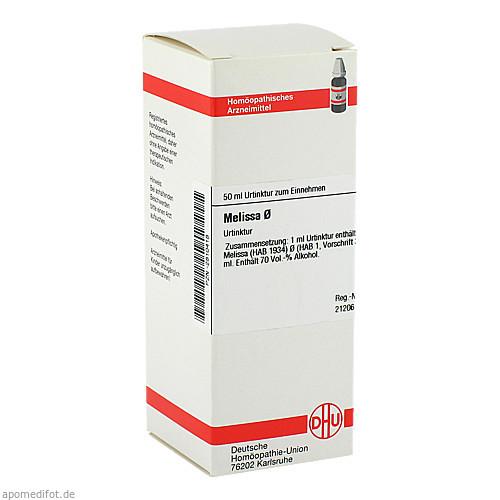 MELISSA URT, 50 ML, Dhu-Arzneimittel GmbH & Co. KG