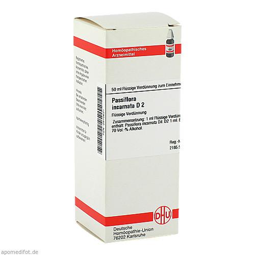 PASSIFLORA INCARNATA D 2, 50 ML, Dhu-Arzneimittel GmbH & Co. KG