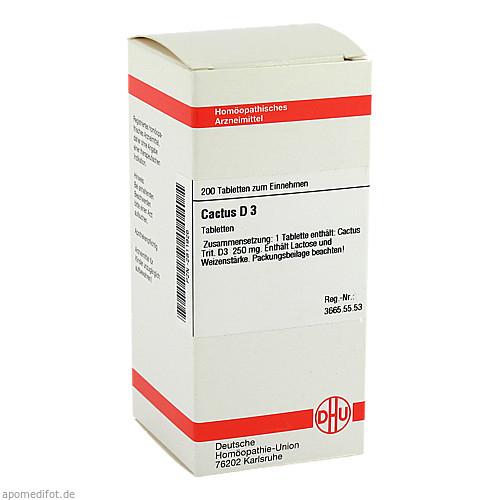 CACTUS D 3, 200 ST, Dhu-Arzneimittel GmbH & Co. KG