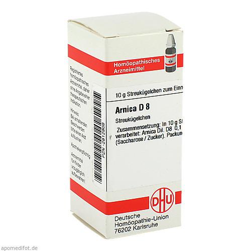 ARNICA D 8, 10 G, Dhu-Arzneimittel GmbH & Co. KG